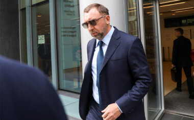 Владелец НГЗ Олег Дерипаска подал в суд на Минфин США