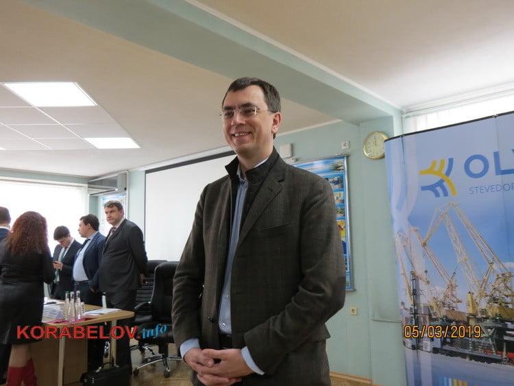 """Надзвичайно важливий крок: в """"СК """"Ольвія"""" відбулося перше засідання Конкурсної комісії з проведення концесійного конкурсу (Відео)"""