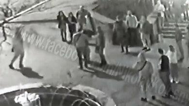 Секрет хорошей статистики: полиция скрыла, что хулиганы избили сотрудников охраны и отобрали у них автомат (видео)   Корабелов.ИНФО