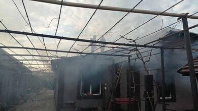 Из-за пожара в жилом доме одного из сел Витовского района погиб 4-летний мальчик | Корабелов.ИНФО