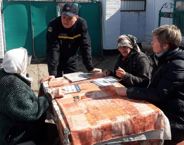 Photo of «Перевіряли стан газових котлів, електроприладів», — у Корабельному районі провели рейд з протипожежної безпеки