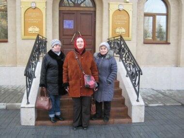 «Колесо історії рідного краю»: пенсіонери з Корабельного здійснили подорож у минуле