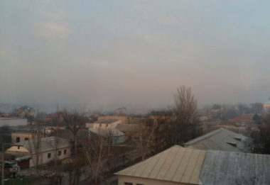 Photo of Из-за пыли: воздух в Корабельном районе — близок к «нездоровому» (свежие данные эко-датчика)