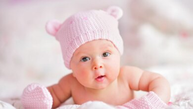 Photo of В семьях николаевцев с 22 по 29 марта родились 65 малышей
