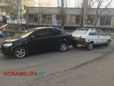 ДТП на ул. Айвазовского