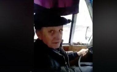 водитель маршрута № 17