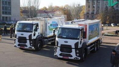 Шесть мусоровозов за 17,4 млн грн планирует купить в лизинг мэрия Николаева | Корабелов.ИНФО