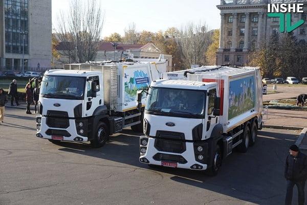 Photo of Шесть мусоровозов за 17,4 млн грн планирует купить в лизинг мэрия Николаева