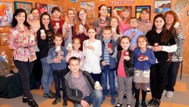 «У кожній родині виконувала роль оберегу», - Дитячий центр Корабельного району вчить робити ляльки-мотанки | Корабелов.ИНФО image 5