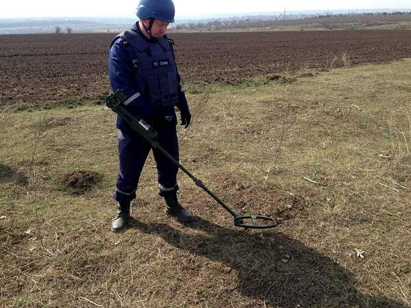 Photo of На побережье Южного Буга в Николаеве нашли противотанковую мину