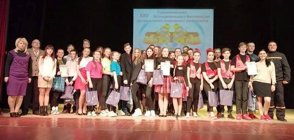 Photo of Школярі Корабельного району змагалися на фестивалі дружин юних пожежних-рятувальників