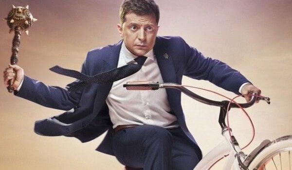 «Вы хотите, чтобы меня грохнули?», - Зеленский объяснил, почему не ездит по Киеву на велосипеде (видео) | Корабелов.ИНФО