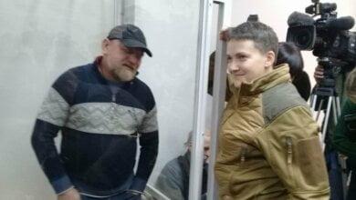 Надежду Савченко и Владимира Рубана выпустили на свободу | Корабелов.ИНФО