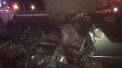 На Николаевщине столкнулись «Славута» и ROVER: водитель погиб, двое детей в больнице | Корабелов.ИНФО image 2