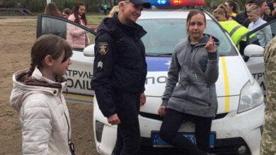 Патрульні поліцейські завітали до школи в Корабельному районі | Корабелов.ИНФО image 4