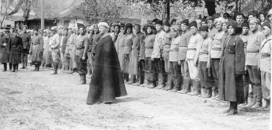 Photo of Загін повсталих богоявленців на тачанках почав наступ на Миколаїв. Відтоді минуло майже 100 років