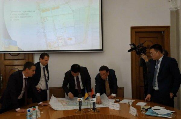 Китайцам показали детальный план индустриального парка в Корабельном районе   Корабелов.ИНФО image 5