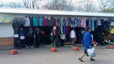 рынок в Корабельном районе