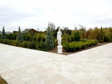 Парк в селі Тавричанка