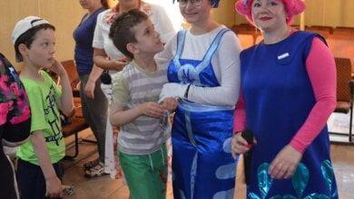 Photo of «Сяйте усмішки, сонцем зігріті!», — у Корабельному районі відзначають День захисту дітей