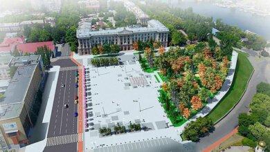 Парк в селі Тавричанка, як кричущий докор меру Сєнкевичу за «розпил» 88 мільйонів на бетонуванні площі Соборної в Миколаєві   Корабелов.ИНФО image 2