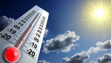 В выходные в Николаеве будет жара до +30°   Корабелов.ИНФО