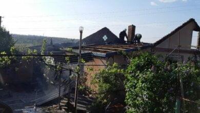 Під час пожежі у Вітовському районі постраждали дівчинка та її матір | Корабелов.ИНФО