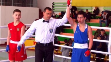 Photo of Юні боксери з Корабельного району Миколаєва стали призерами Чемпіонату України