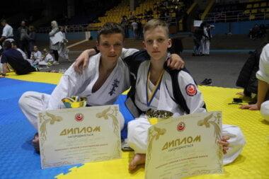 Данил Шкорубский и Кирилл Онуфриев