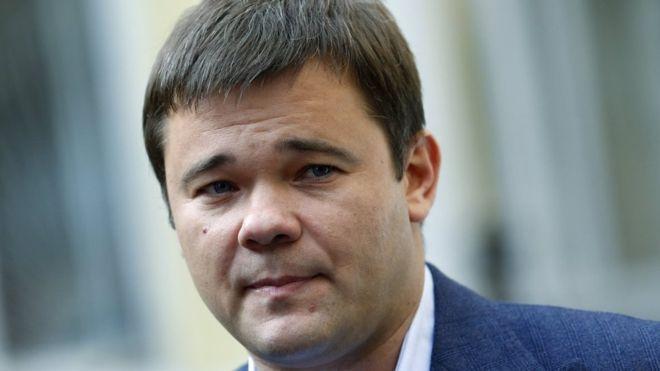 Photo of Уволен глава Офиса Президента Богдан, на его место Зеленский назначил Ермака
