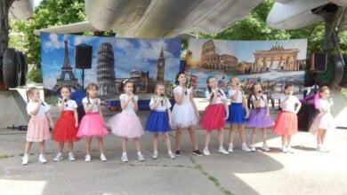 Спортивні та пізнавальні заходи на будь-який смак: у Кульбакіно вперше відсвяткували День Європи в Україні | Корабелов.ИНФО image 4