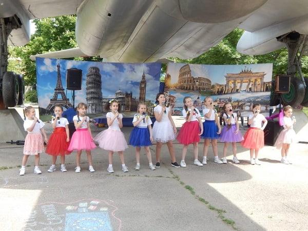 Photo of Спортивні та пізнавальні заходи на будь-який смак: у Кульбакіно вперше відсвяткували День Європи в Україні