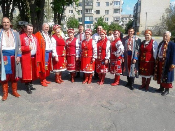 Photo of Ансамбль «Вітовчани» з Корабельного району став лауреатом Міжнародного фестивалю-конкурсу