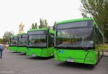 На маршрути вийдуть протягом 2-3 тижнів: у Миколаєві презентували автобуси, придбані за рахунок кредиту ЄБРР | Корабелов.ИНФО image 4