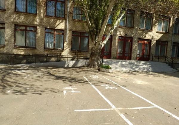 Photo of «Для безбар'єрного доступу»: ще одну школу в Корабельному районі обладнали пандусом