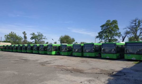 Photo of Подозрительно: в новых николаевских автобусах расход топлива — почти в два раза больше, чем по паспорту