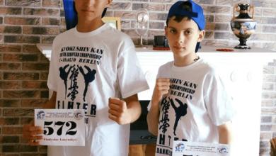 Юные каратисты из Корабельного района Николаева достойно выступили на чемпионате Европы в Берлине   Корабелов.ИНФО image 2