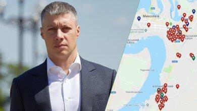 """Ильюк на карте показал субвенцию, которую не принимает горсовет, и обратился к депутатам: """"Что-то не устраивает - освобождайте место""""   Корабелов.ИНФО"""