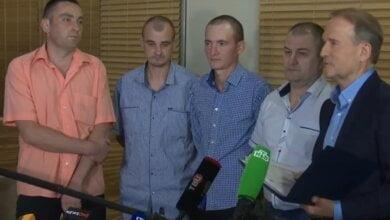 Photo of Сепаратисты освободили четверых украинцев