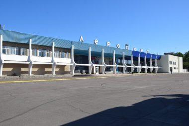 Николаевский аэропорт