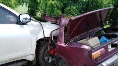 Внедорожник врезался в ВАЗ: в результате ДТП на Николаевщине погибли водитель и пассажирка легковушки | Корабелов.ИНФО