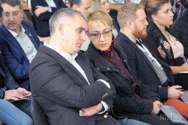 Александр Сенкевич и Светлана Таранова