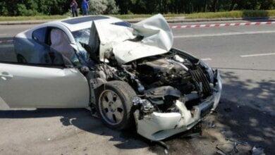 «Инфинити» протаранил «Газель» в Николаеве, после чего травмированный водитель сбежал из больницы | Корабелов.ИНФО