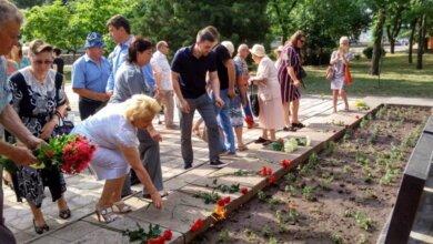 День скорботи: у Корабельному районі вшанували пам'ять мільйонів жертв Другої світової війни | Корабелов.ИНФО