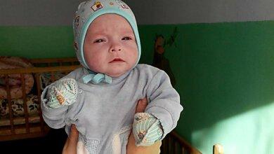 Photo of В Николаеве ищут семью для 10-месячной Евы