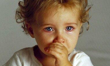 испуганный ребенок (фото из сети Интернет)