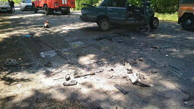 После лобового столкновения «ВАЗа» и «Renault» в Николаевской области, погибли оба водителя, один из которых - полицейский | Корабелов.ИНФО image 5