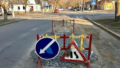 Николаев в заборчиках: на улицах 374 разрытия, а у водоканала нет денег, чтобы их закопать   Корабелов.ИНФО