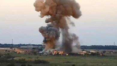 Photo of Террористы обстреляли Марьинку – огонь вели с жилых улиц соседнего поселка (видео)