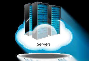 Для каких целей можно использовать виртуальные серверы?